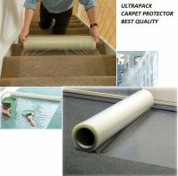 Carpet Protector Heavy Duty clear Plastic Roll self ...