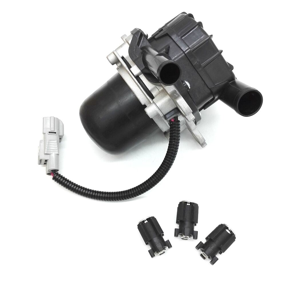 hight resolution of details about secondary air pump for toyota tundra 4runner sequoia land cruiser lexus 4 7l v8