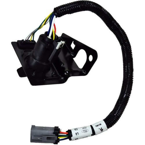 small resolution of details about oem new 1999 2001 ford super duty trailer tow brake wire harness hitch connector