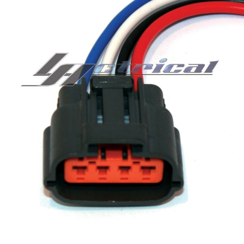 medium resolution of details about alternator repair plug harness 4 wire pin pigtail connector for kia sedona 3 5l