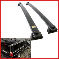 For 06-10 Jeep Commander Roof Rack Cross Bars Bolt-On OEM ...