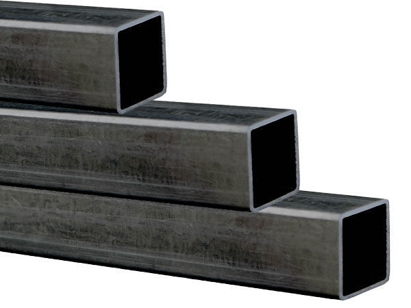 Hollow Square Mild Steel Box Section Tube Select Length