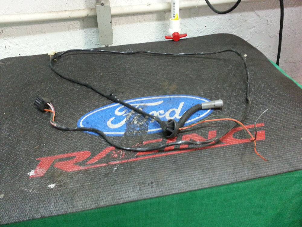 Mustang Wiring Harness