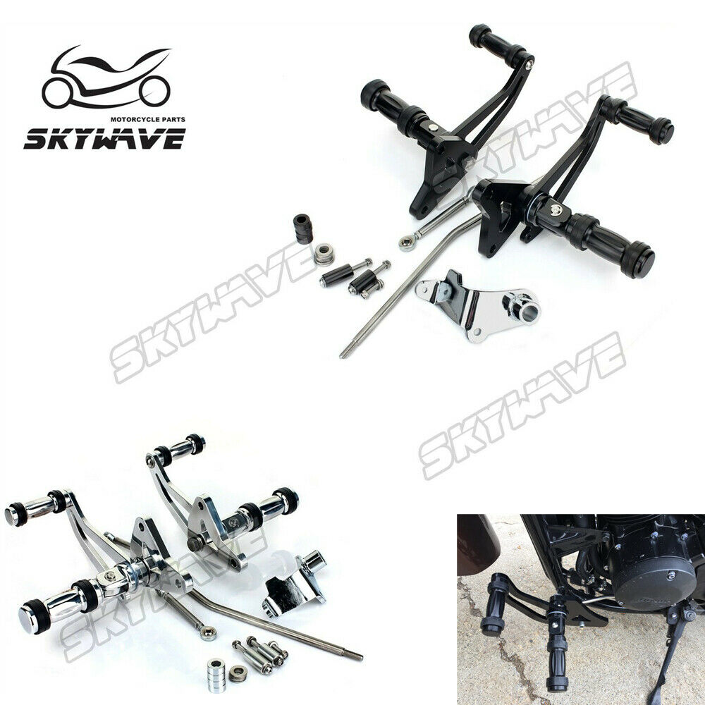 FORWARD CONTROLS CONTROL FOOTPEGS REARSETS Honda Shadow