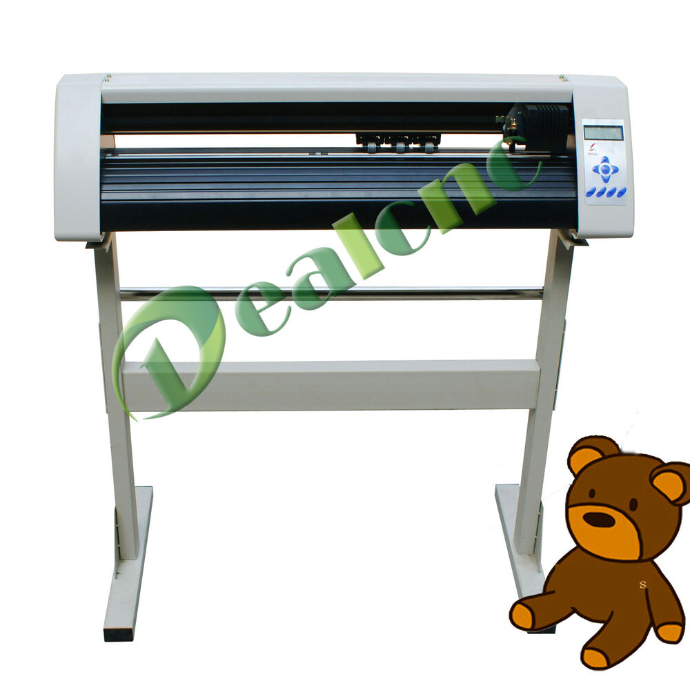 Best Price 24 Vinyl Cutter Cutting Plotter RS720C With Contour Cut Function  eBay
