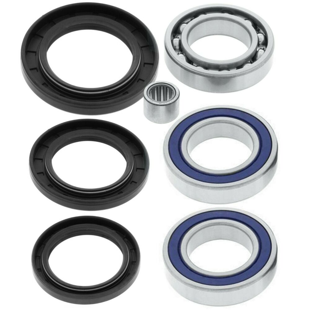 Honda ATC250ES Big Red ATV Bearings & Seals Kit Rear