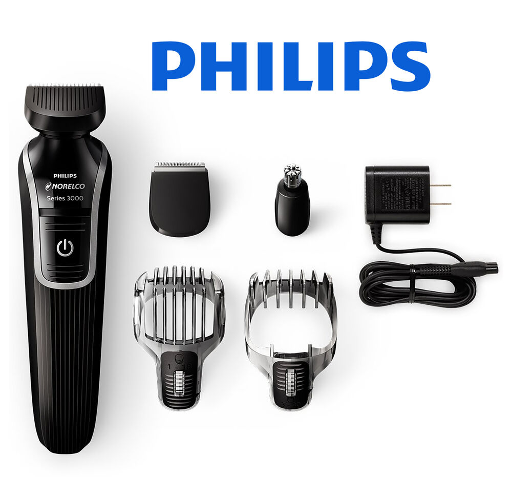 Philips Norelco Cordless Trimmer Clipper Multigroom