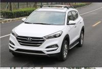 fit for Hyundai TUCSON 2016-17 silver baggage roof rack ...