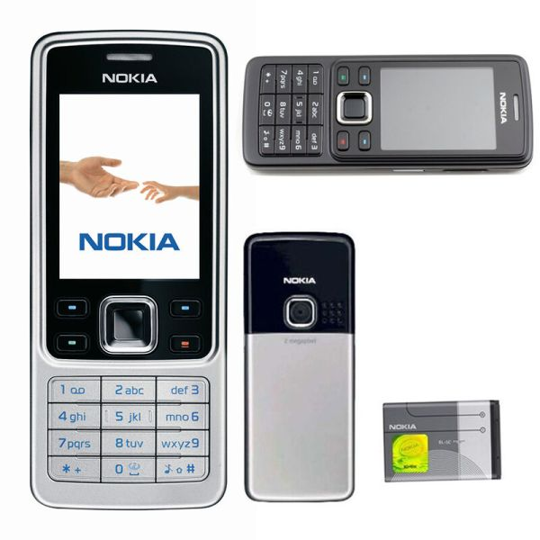 New Condition Nokia 6300 Unlocked Camera Bluetooth Classic