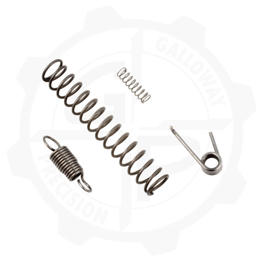 Reduced Power Spring Set for Smith & Wesson SD-VE Pistols