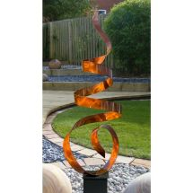 Statements2000 Metal Sculpture Garden Decor Modern Art Jon