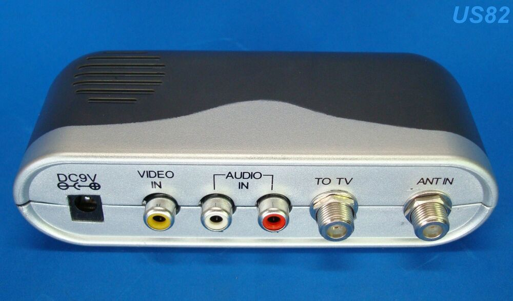 Coax Cable To Rca Converter Bing Images