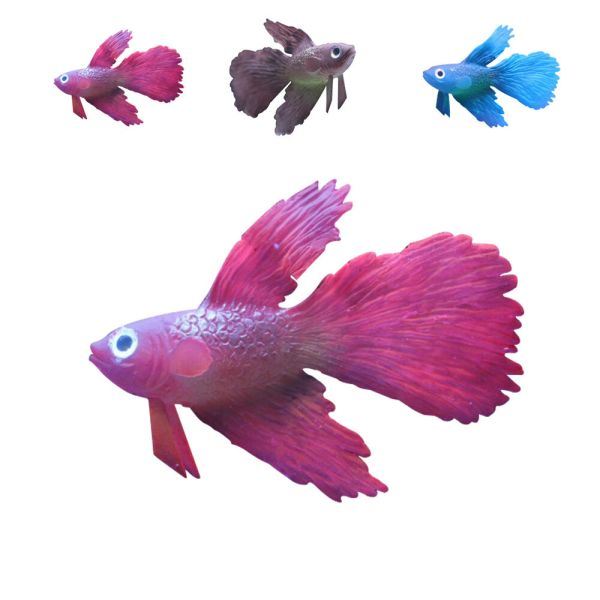 Artificial Fake Fish Tanks with Fish