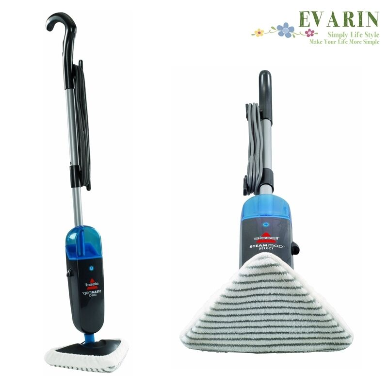 Steamer Mop Floor Hard Wood Tile Carpet Rug Steam Cleaner Sanitize Machine Pet  eBay