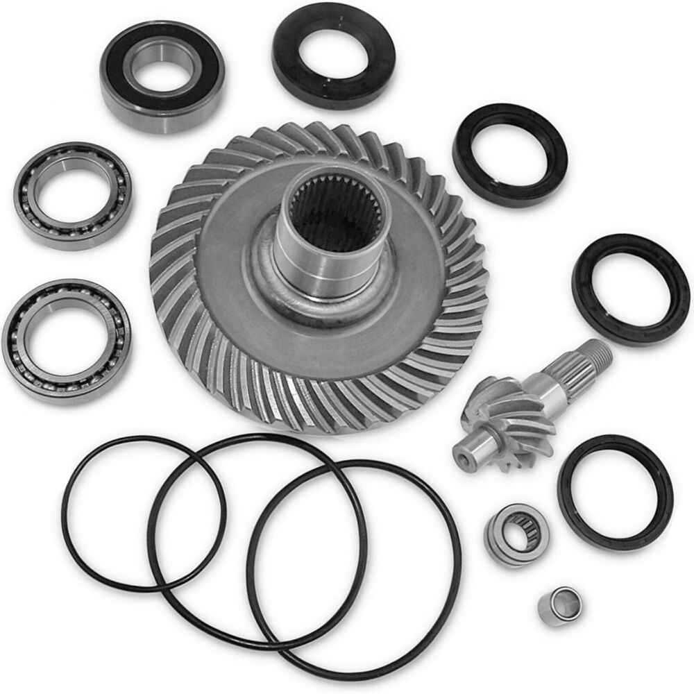 HONDA TRX300 2x4 Fourtrax Rear Differential Ring&Pinion