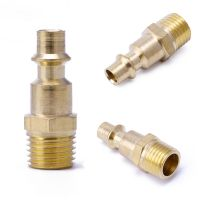 "1/4"" NPT Quick Coupler Air Line Hose Compressor Fittings ..."