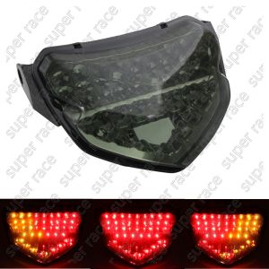 Smoke Integrated LED Tail Light Turn Signals For 20042005