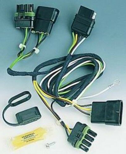 Trailer Wiring Harness For 2016 Jeep Wrangler