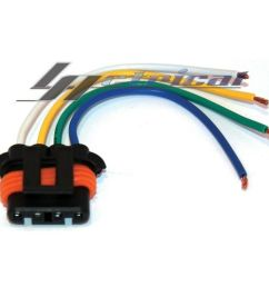 details about alternator repair plug harness pigtail connector for chevy gmc truck pu cadillac [ 1000 x 1000 Pixel ]