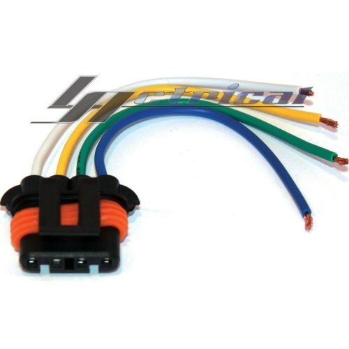 small resolution of details about alternator repair plug harness pigtail connector for chevy gmc truck pu cadillac