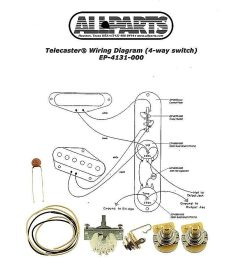 details about wiring kit for telecaster mod [ 900 x 900 Pixel ]