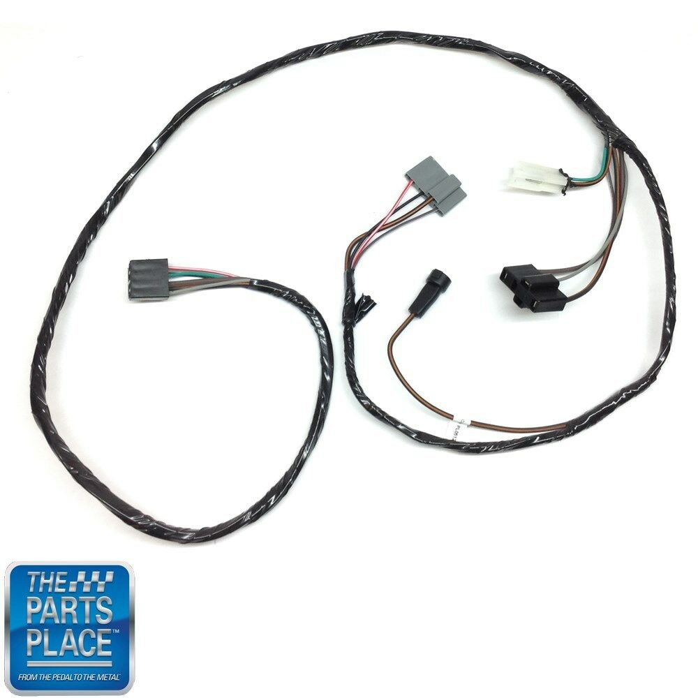 medium resolution of 1965 65 pontiac gto lemans air conditioning wiring