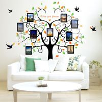 DIY Home Family Decor Photo Tree Removable Decal Wall ...