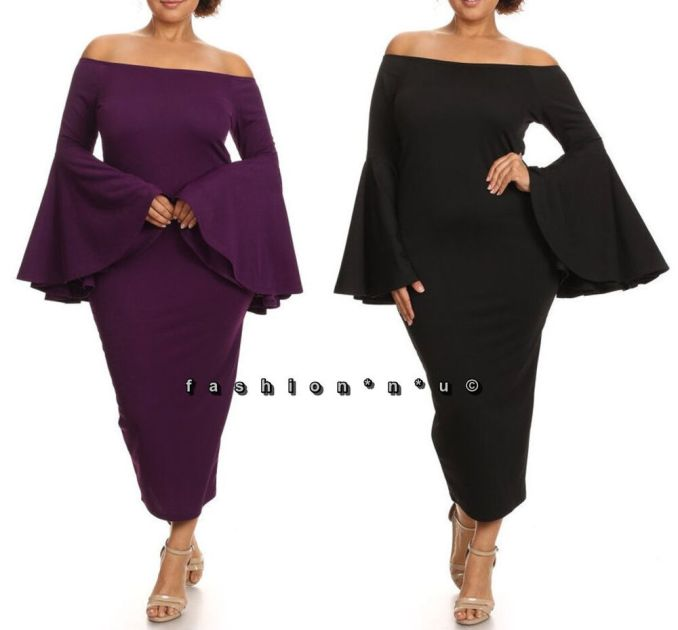 Image Result For Bell Sleeve Dress Shop For And Buy Bell Sleeve Dress