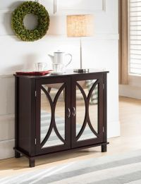 Kings Brand Furniture Entryway Console Sofa Side Table