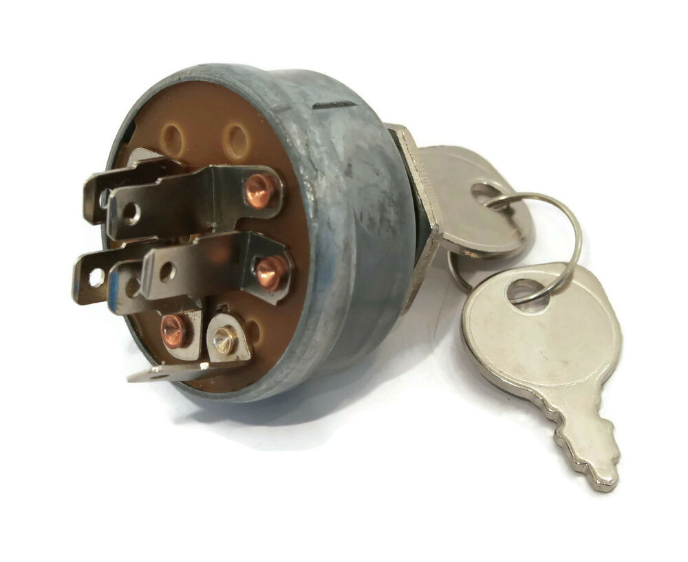 IGNITION SWITCH & KEYS Replaces 430-954, 11018 For Toro