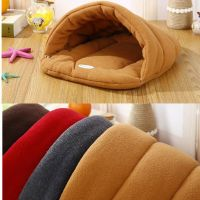 Medium Small Pet House Dog Bed Puppy Cushion Pet Soft Warm ...