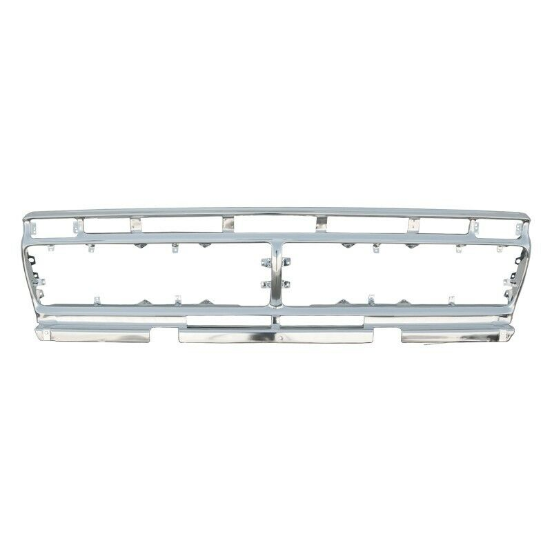 1973-1977 FORD TRUCK F100/350 GRILLE OUTER ANODIZED