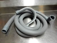 UNIVERSAL DISHWASHER WASHING MACHINE DRAIN HOSE 2m LONG 19 ...