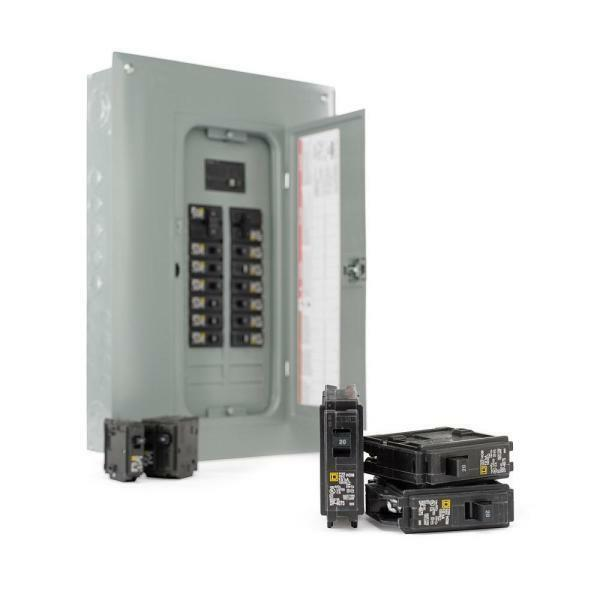 Home Electrical Circuit Breakers Load Centers Fuses Load Centers