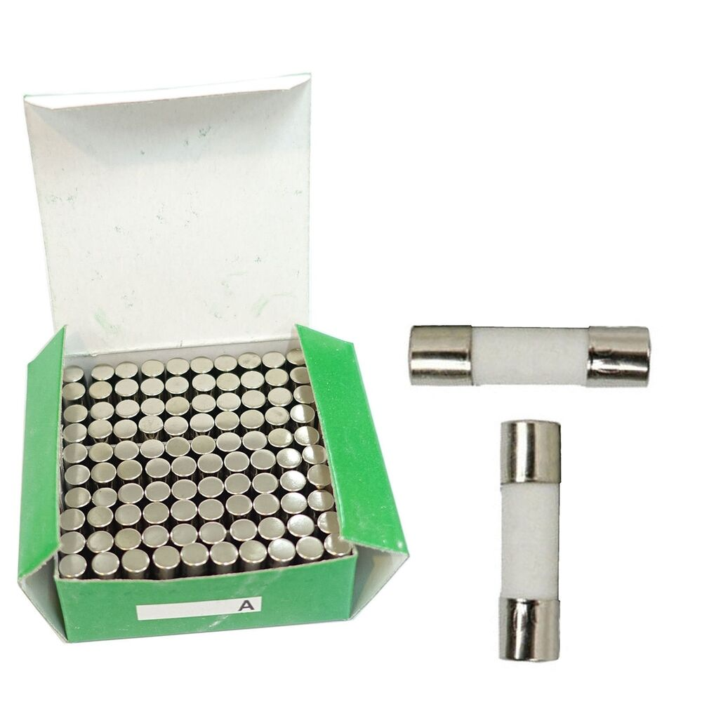 hight resolution of details about 100pcs 5x20 mm 20a 250v 125v quick fast blow ceramic tube fuse 20 amp 5mm x 20mm