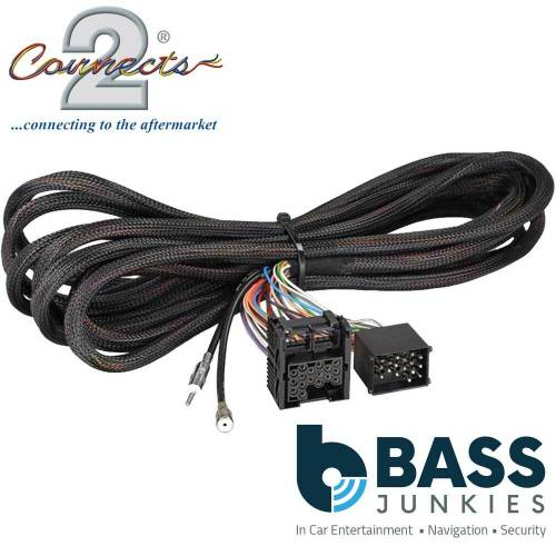 small resolution of bmw 3 5 7 series x5 z3 car stereo 6 5m iso rear wiring harness 7 pin wiring harness x5
