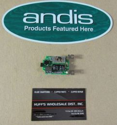 new andis clipper parts switch fits all agc 2 speed clippers ultra edge 40102226816 ebay [ 1000 x 1000 Pixel ]