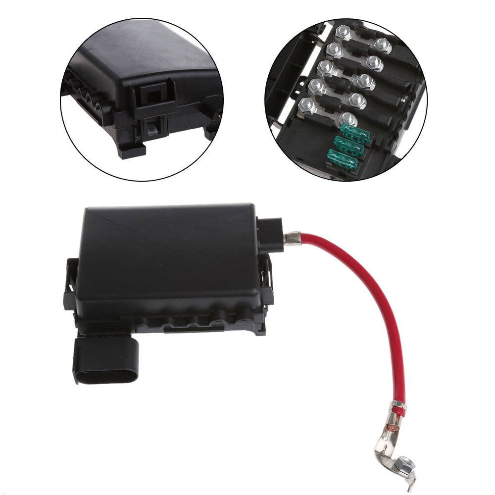 hight resolution of details about useful fuse box battery terminal for vw beetle golf bora jetta city 1j0937550a b