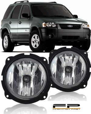 20072012 Ford Escape Fog Lights Clear Lamp Bulbs Wiring
