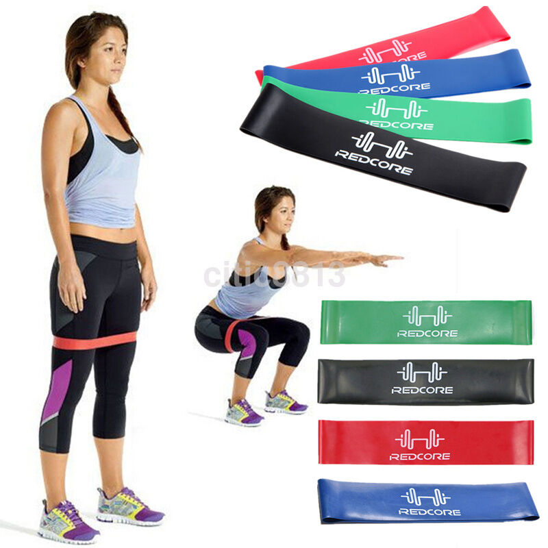 Resistance Loop Bands Mini Band Exercise Crossfit Strength