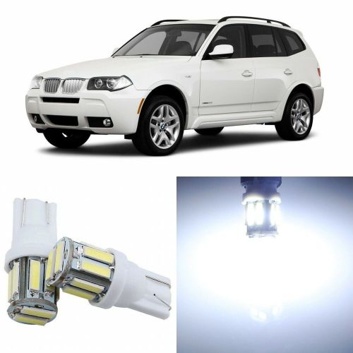small resolution of details about 17 x canbus xenon white interior led lights package for 2004 2010 bmw x3 tool