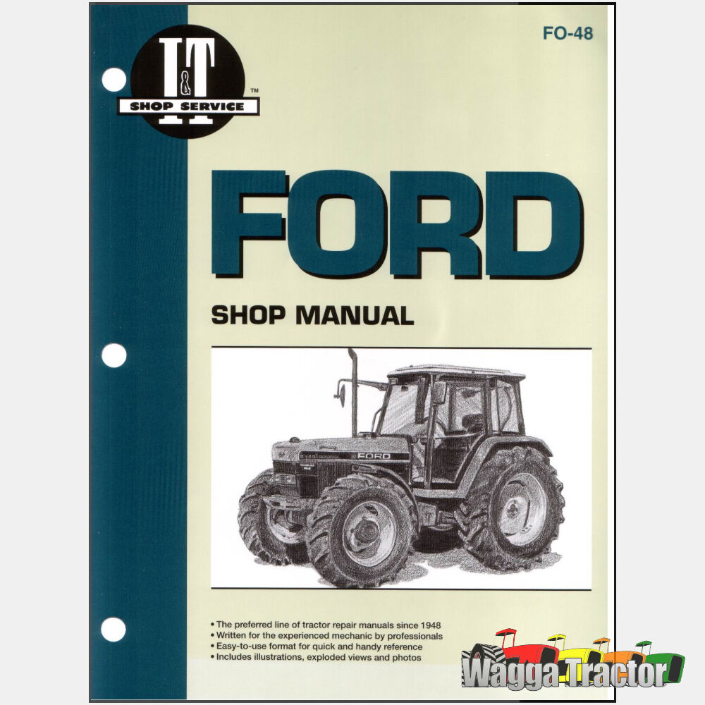 medium resolution of fo48 workshop manual ford new holland 5640 6640 7740 tractor 7840 8240 8340 24185859093