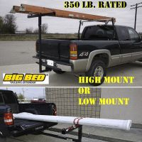 Pick Up Truck Bed Hitch Extender Extension Rack Ladder ...