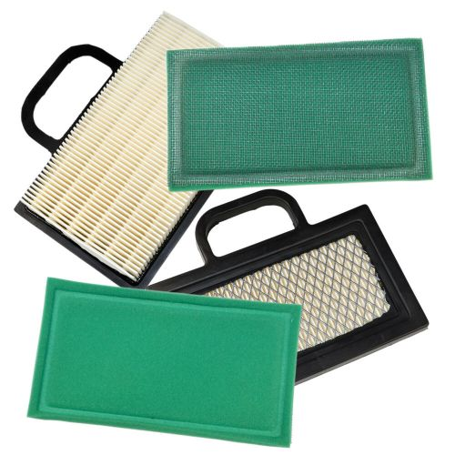 small resolution of details about 2 pack hqrp air filter kit for craftsman gt5000 gt3000 dys4500 ys4500 33926