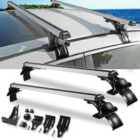 Universal Car Top Roof Cross Bar Luggage Cargo Carrier ...