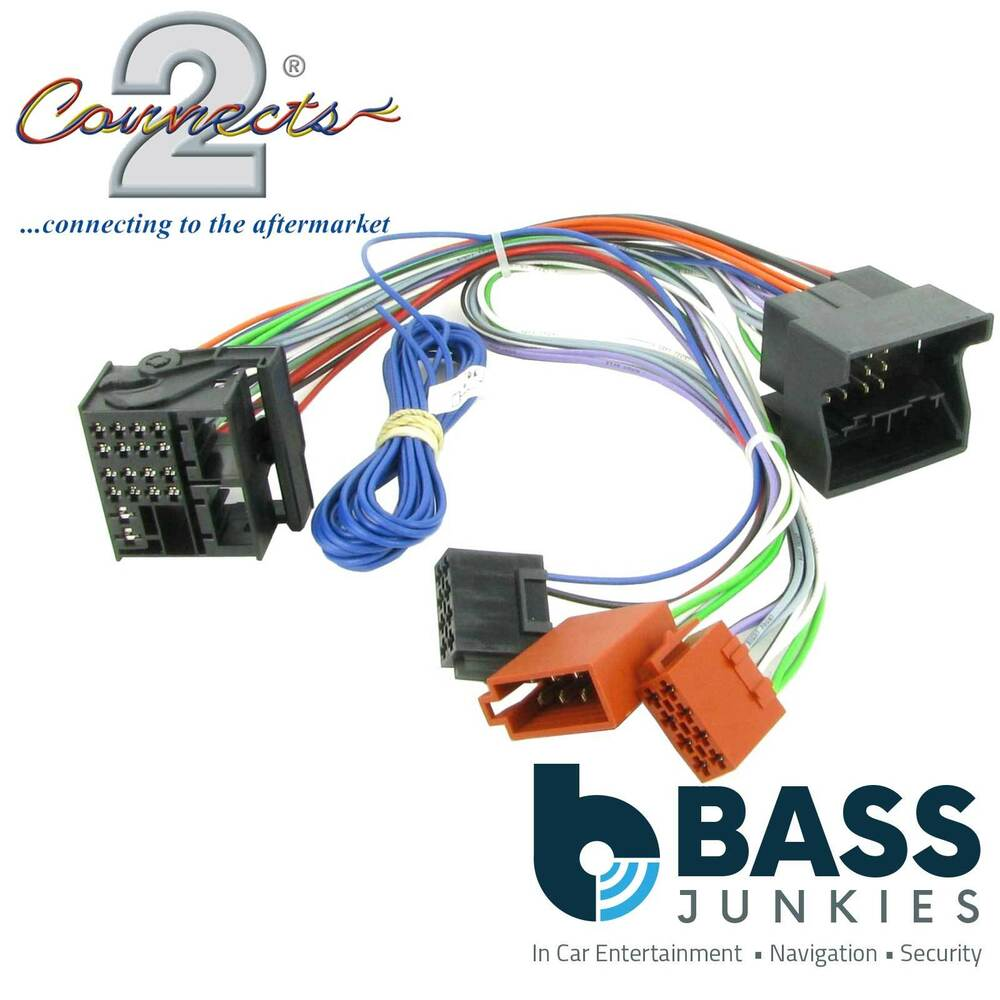 hight resolution of details about connecst2 audi a8 08 16 mmi navigation system parrot sot t harness wiring lead