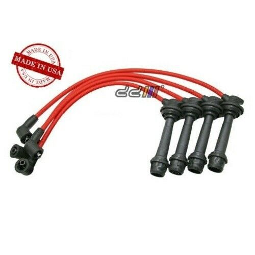 hight resolution of details about new racing 8mm ignition wire set for honda civic eg ek acura integra b16a b18c
