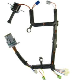 details about 4l60e transmission wire harness rostra 350 0061 2003 06 chevrolet chevy 74425nc [ 867 x 1000 Pixel ]