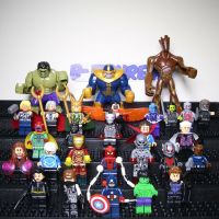 2018 Avengers 3 HOT Infinity War Marvel superheroes set ...