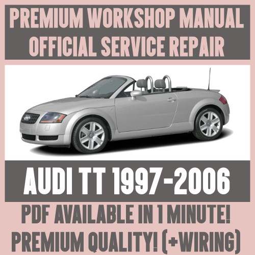 small resolution of details about workshop manual service repair guide for audi tt 1997 2006 wiring